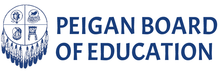 Peigan Board of Education Logo